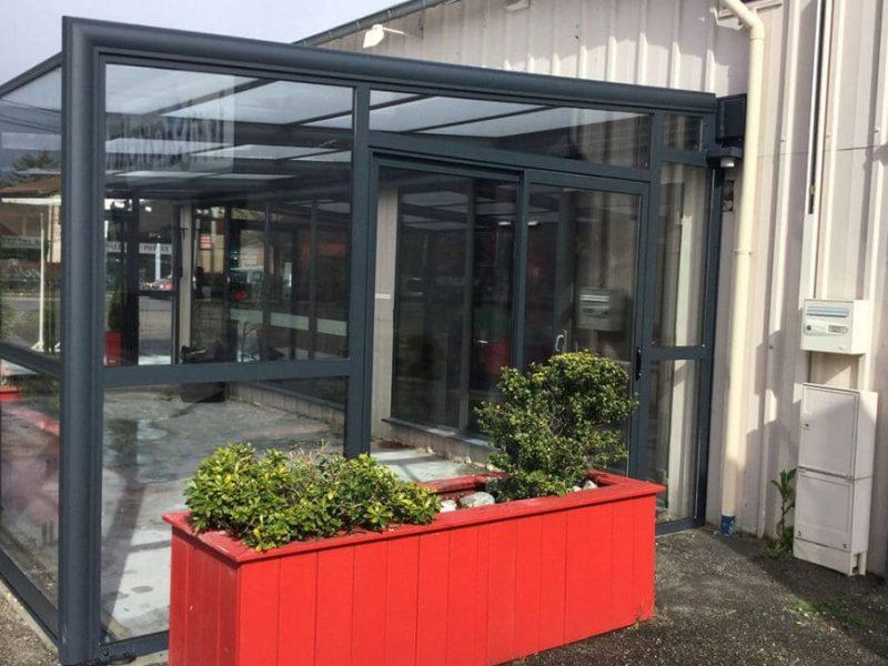Abri Terrasse aluminium pour restarant