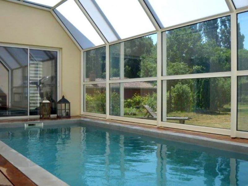 Abri Terrasse piscine