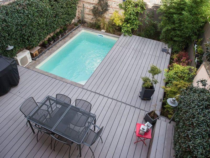 Terrasse Mobile et terrase bois