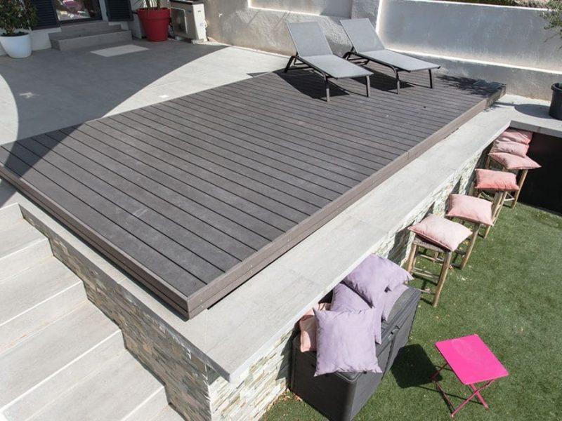 Terrasse Mobile esthétisme et sécurité
