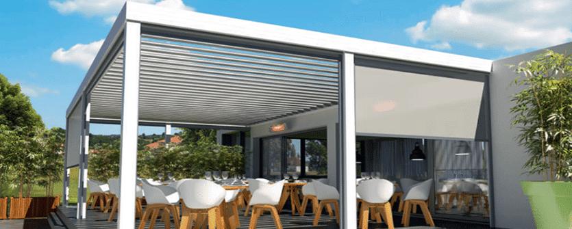 Pergola DCLS Privat Leucat terrasse en bois pour vivre avec votre extérieur