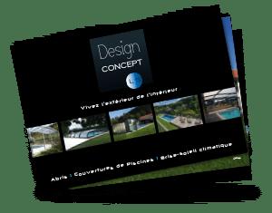 Design Concept LS cataolgue général des abris piscines: abris en verre, terrasses mobiles et pergolas
