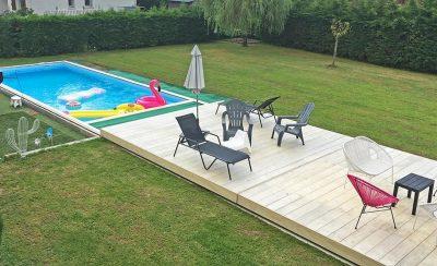 Quelles sont les normes de sécurité obligatoires pour les couvertures de piscines?